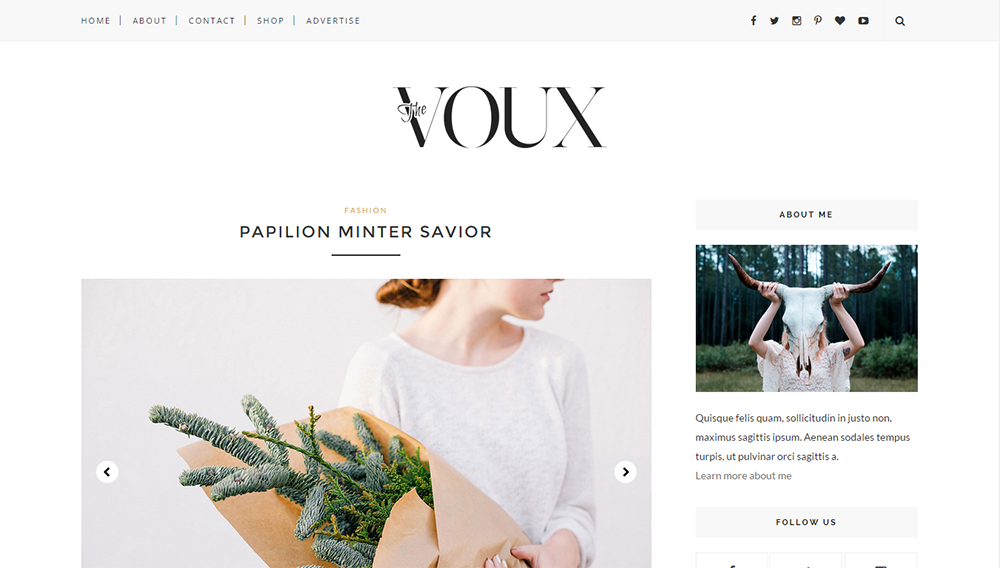 voux-clean-blogger-template-full